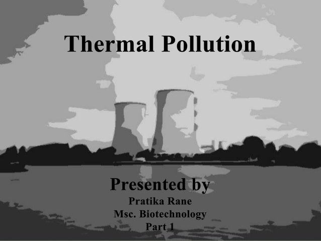 THERMAL POLLUTION PDF DOWNLOAD