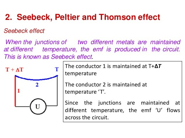 Thermoelectric and Thermionic Generators