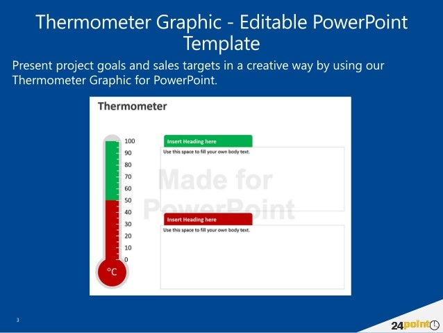 how to read a thermometer powerpoint