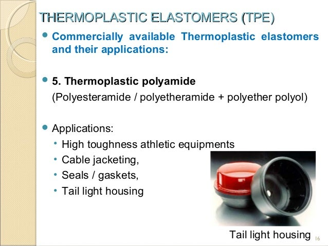 Thermoplastic Elastomers Tpe
