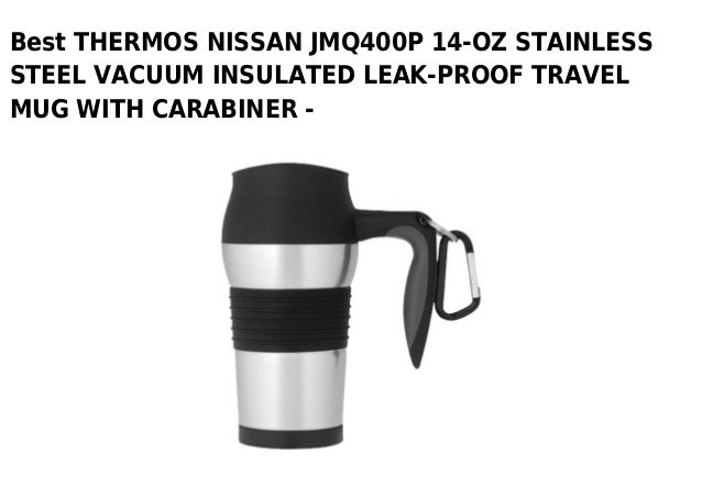 Thermos Nissan Jmq400 P 14 Oz Stainless Steel Vacuum