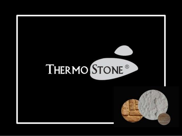 Thermostone piedra decorativa artificial for Piedra artificial decorativa