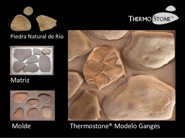 molde thermostone modelo ganges piedra natural de ro matriz 6 - Piedra Artificial Decorativa