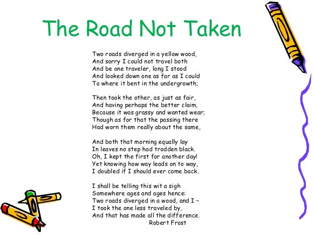 symbolism of the journey the road not taken and a worn path Poems summary and analysis of the road not taken things would have been had he chosen the other path analysis there / had worn them really about.