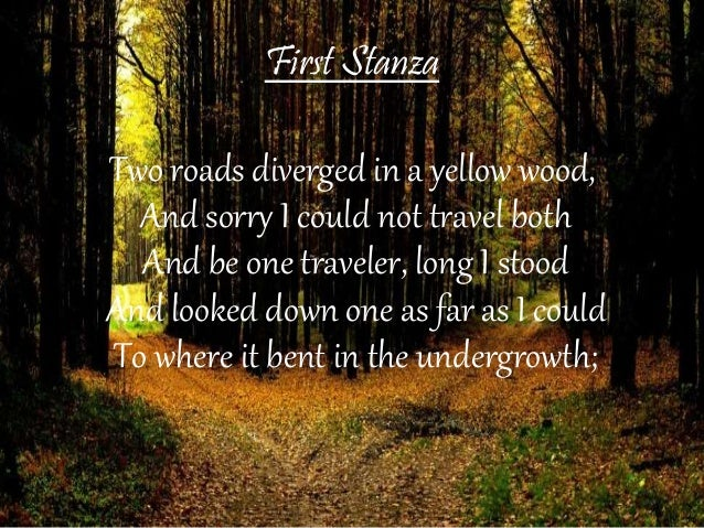 road not taken summary Robert frost's poetic masterpiece, 'the road not taken', is arguably the most infamously misunderstood poems as of yet here is an analysis of the poem.