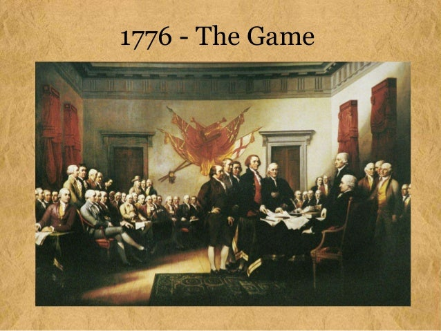 1776 - The Game