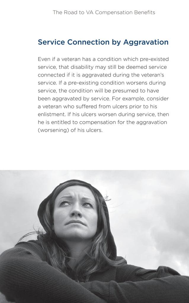 12 The Road to VA Compensation Benefits HillandPonton.com Matthew Hill (800) 784-8247 The VA offers presumptive service con...