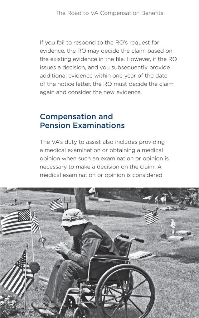 32 The Road to VA Compensation Benefits HillandPonton.com Matthew Hill (800) 784-8247 necessary if the evidence of record c...