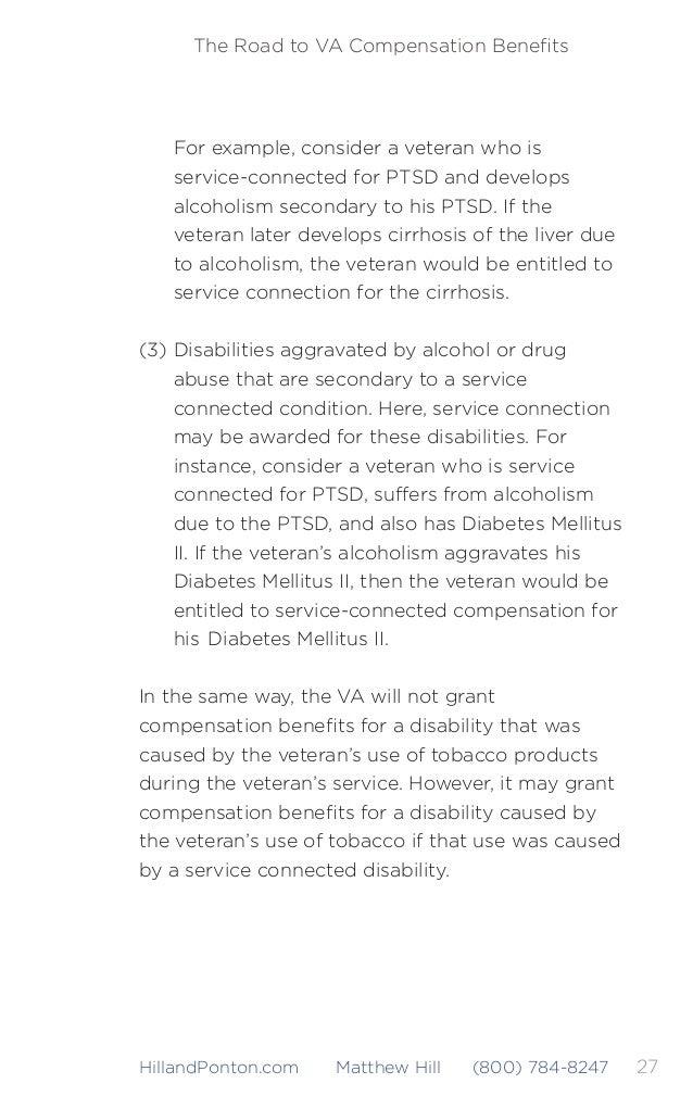 28 The Road to VA Compensation Benefits HillandPonton.com Matthew Hill (800) 784-8247 How & Where Do I File a Claim? A clai...