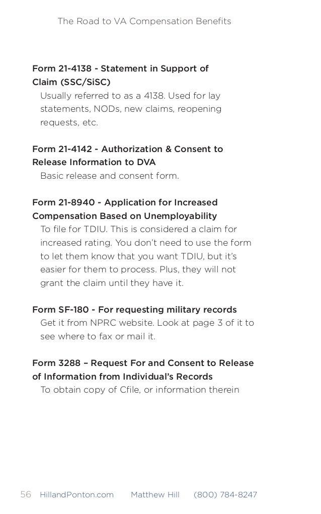 The Road to VA Compensation Benefits 57HillandPonton.com Matthew Hill (800) 784-8247 COMMON MEDICAL ABBREVIATIONS ALS - Amy...