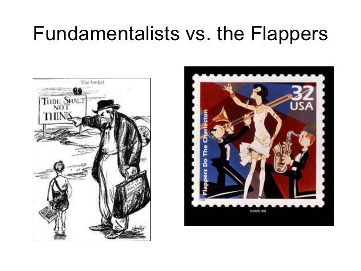 Fundamentalism v modernism