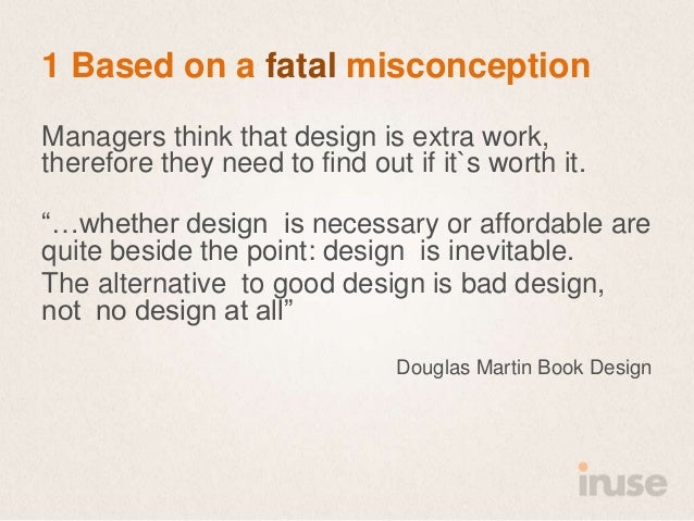 The roi of good user experience  SDC 2013 Slide 21
