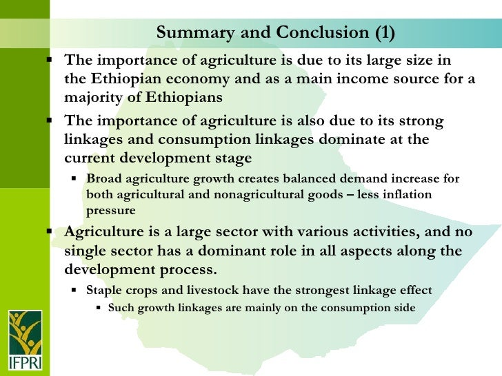 the importance of agriculture Rabail gandahi agriculture holds great significance for pakistan pakistan has great potential of agriculture and at the time of independence pakistan was mainly an agricultural country.
