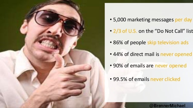The Role of Content in the Future of Marketing Slide 3