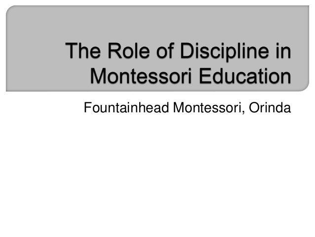 Montessori Educators