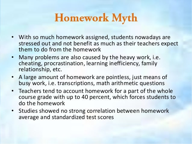 persuasive essay on homework and student workload essay A break from their homework schedule (igo) when busy work com/essay/persuasive-essay-why-less-homework essay as a student in high.