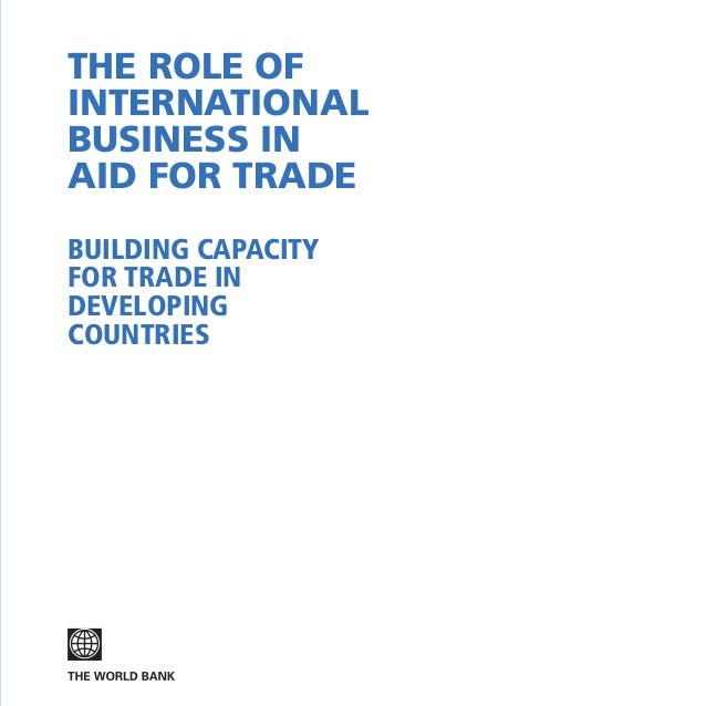 Role of Commercial Banks in Foreign Trade