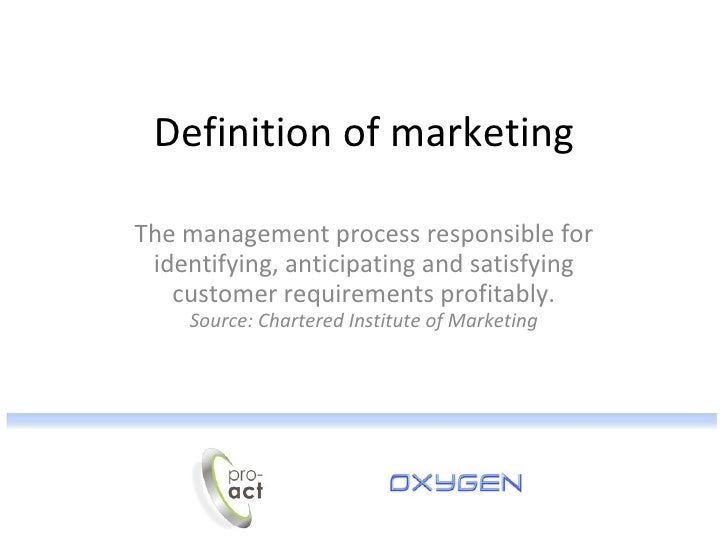 The Role of Marketing in the Charitable Sector Slide 3