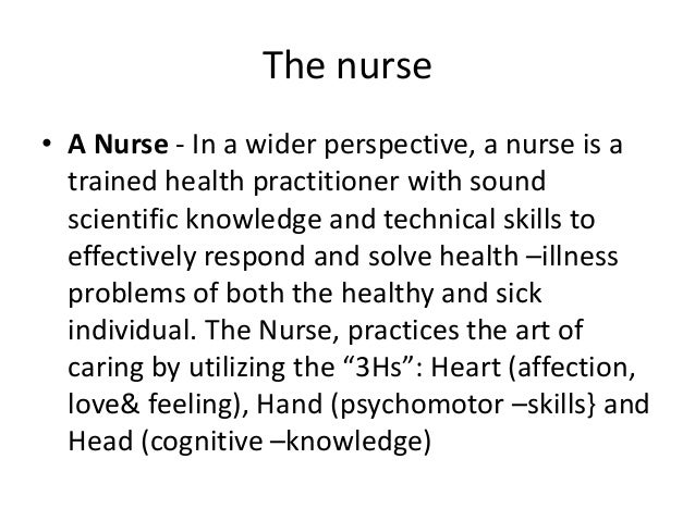 the role of advanced practice nursing in modern day health care The continued efforts needed to improve the health of populations and communities require not only an appreciation of the role nurses have played in the past, but a clear explicit commitment from both the nursing profession and the field of public health science that nurses, the largest segment of the professional health care workforce are key.