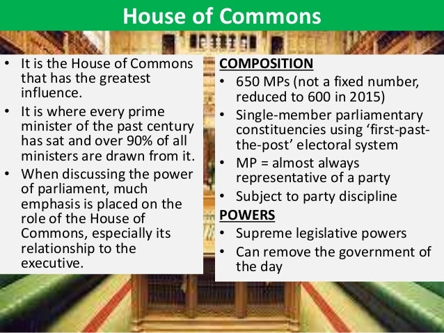 house of commons and lords relationship with god