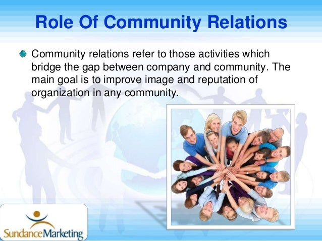 the role and importance of public relations in an organization The emerging roles of ngos in international relations  a non-governmental organization  denied that ngos play an important role in international relations.
