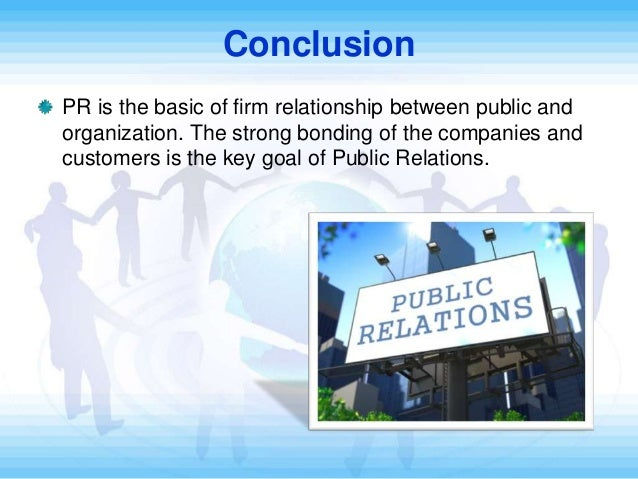 the role of marketing public relations essay Public relations should be an integral part of the marketing mix and the confusion around its role needs to be clarified while advertising is often in your face and easy to identify, public relations plays a more subtle, but no less important, role in the marketing plan of organizations.