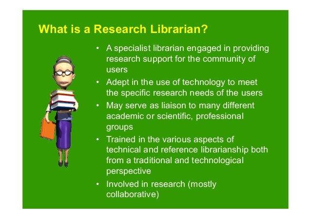 Changing Roles of Academic and Research Libraries