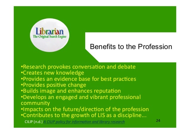 the role of research in academic Roles & responsibilities of the research team  will provide an overview of the roles and responsibilities of the research  – describe the role and.