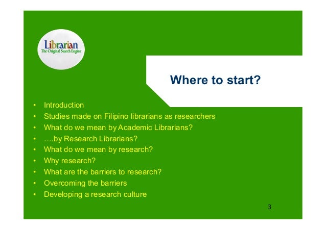 Role of research in an academic institution is significant, here's why
