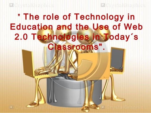 Essay on role of technology in education