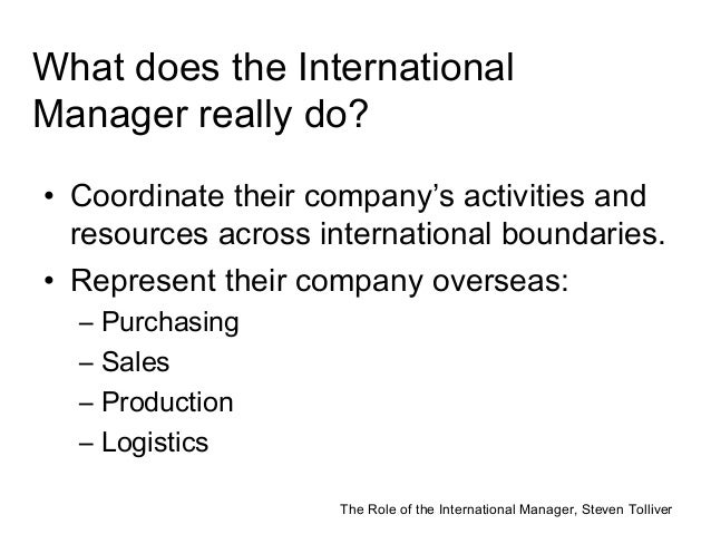 how significant a role do multinational Improving the way they do things,  recession largely conforms to the emergent theory of strategy  implications for businesses who have significant public.