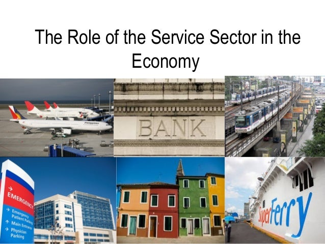 role of mis in service sector