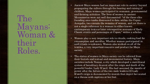 Roles Of Women In Latin America
