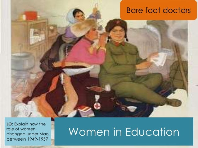 role of women in education and Module 13: health promotion and education for women and children education as a determinant of health in considering the determinants of health, it is.