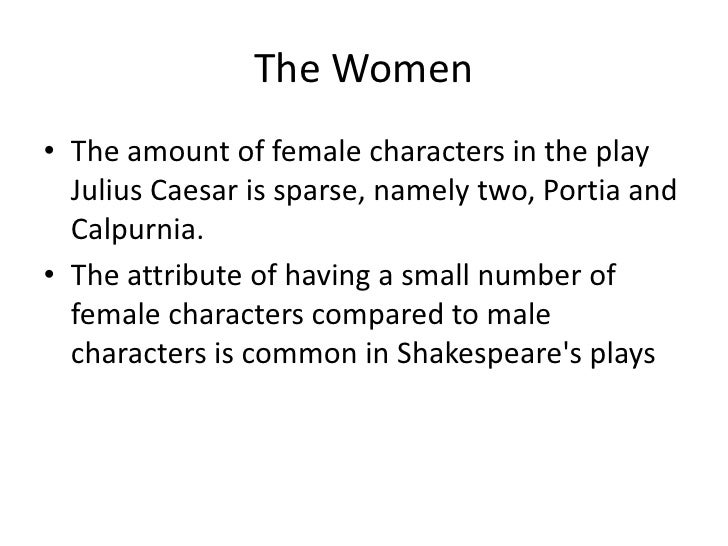 an analysis of the play julius Caius cassius: he is the villain of the play he is the mastermind of the conspiracy against julius caesar unlike brutus, he is a realist he knows how to act differently in different situations.