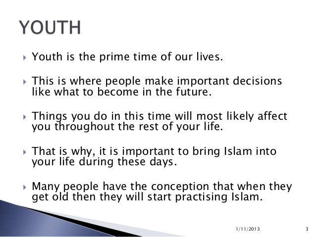 role of youth in society pdf