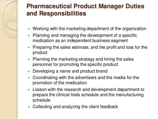 12 Product Manager Job Description Templates Free Sample – Product Manager Job Description