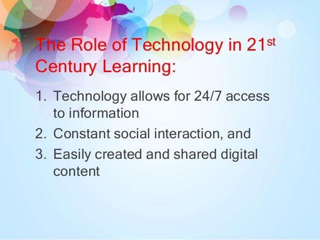 Collaborative Learning In Classroom Interaction ~ The roles and function of educational technology in