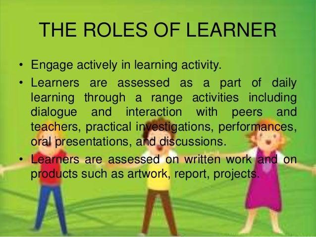 The role of teacher in written feedback
