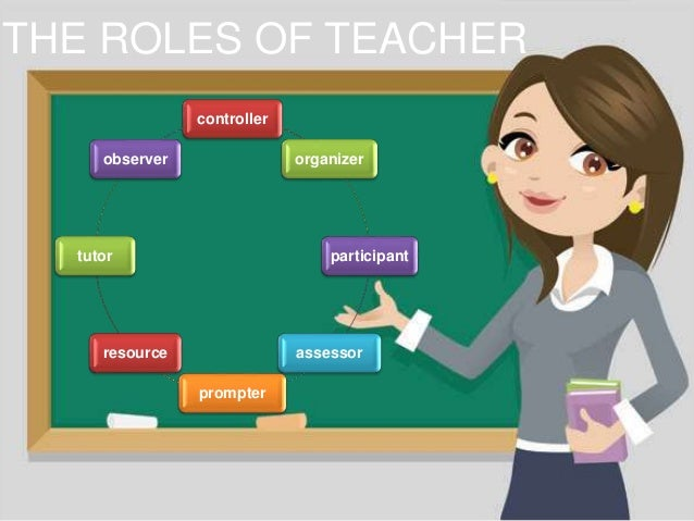 the roles of the teachers students