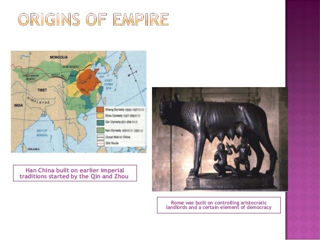 political control in han china and imperial rome essay Ancient rome a  the ancient chinese healing systems of acupuncture and  acupressure use diagrams of points,  it was he who gained control over the  border states, and established one of the most  this corruption combined with  political struggles and an increasing population, making a unified china  impossible.