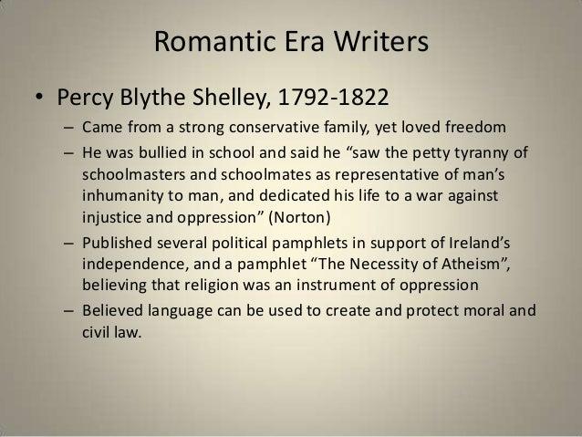 revolutions during the romantic period