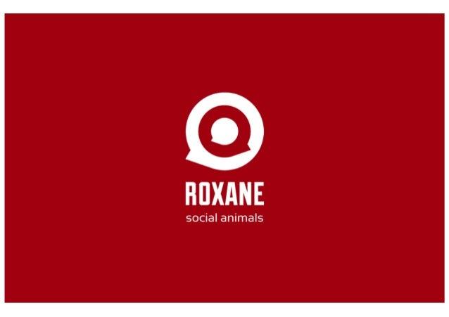 Roxane Nous sommes l'une des premières agences digitales spécialisée en Social Media. Créée en 2008 et composée d'une équi...