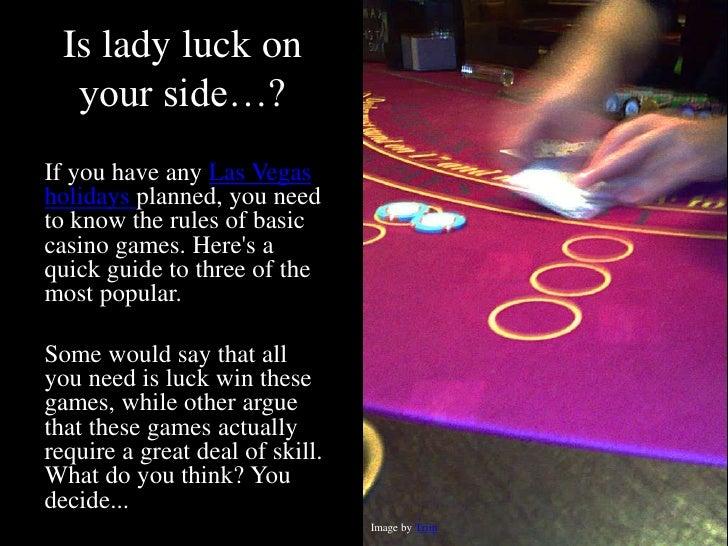 casino rules - 3