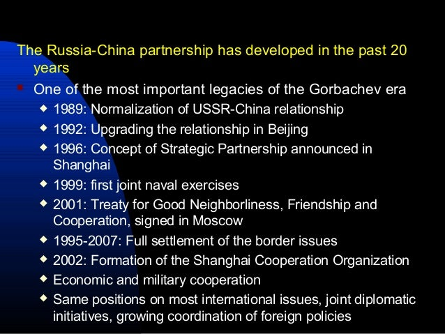 relationship between russian and qing china