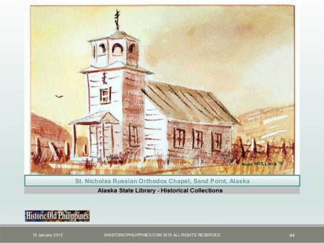 a brief history of alaska The alaska historical society (ahs) is a non-profit, volunteer-based organization dedicated to the promotion of alaska history by the exchange of ideas and.