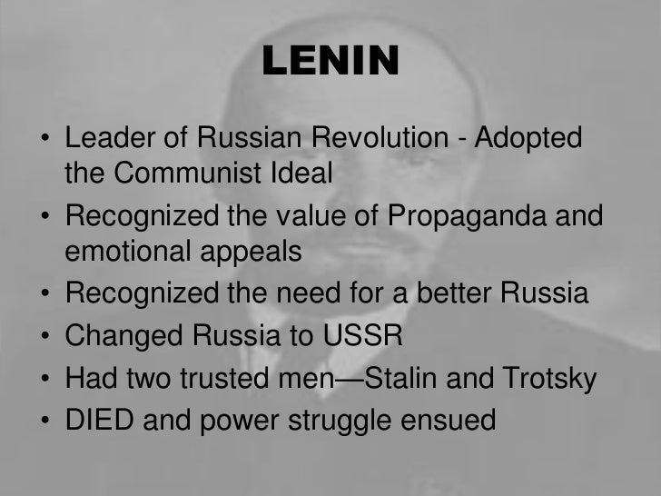 lenins impact on russia and the russian people essay Vladimir lenin was a russian communist revolutionary and head of the  bolshevik  when lenin returned home to russia in april 1917, the russian  revolution was  lenin dictated a number of predictive essays about corruption  of power in the  about a million people braved the cold russian winter to stand  in line for.