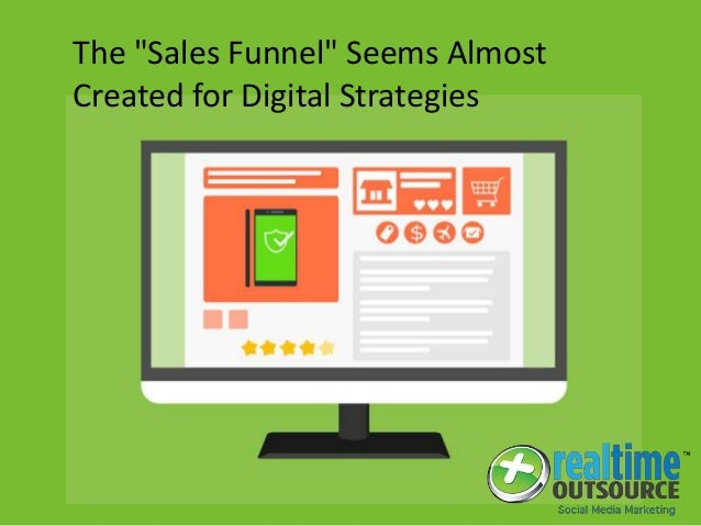 """The """"Sales Funnel"""" Seems Almost Created for Digital Strategies"""