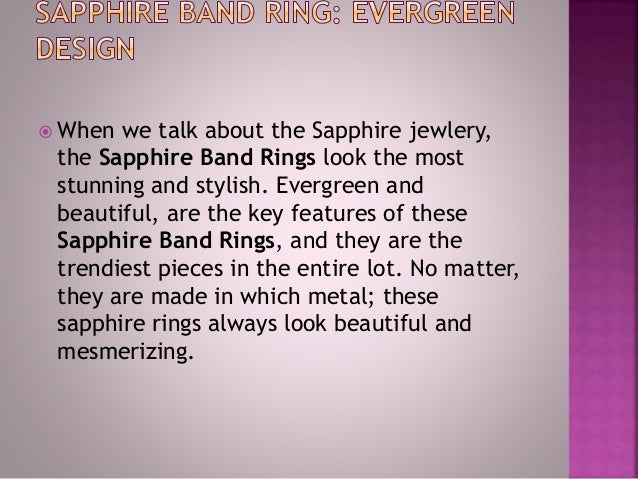 The Sapphires True Symbol Of Loyalty And Trust