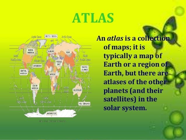 Thesaurus and Atlas
